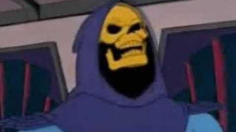 Youtube poop Skeletor steals He-Man`s sh**