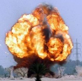 File:War in iraq explosion.jpg