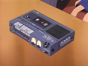 Episode 222 Umgekehrte falsche Fährte - Sony TC-D7 MR