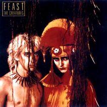 Album Feast front