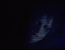 Siouxsie in the dark