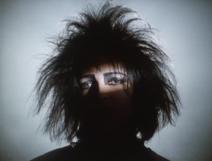 Siouxsie eyes highlight