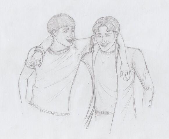 File:Henry and Jake by Elligoat aka Imagine0139.jpg