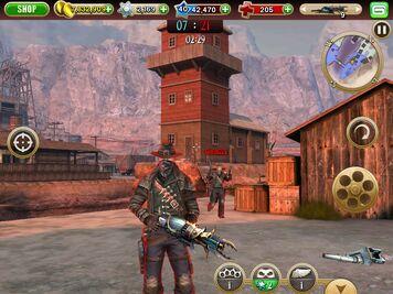 Multiplayer match