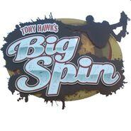 Tony Hawk's Big Spin (sign)