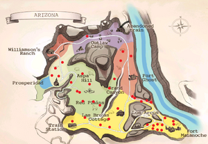 Saguaro locations