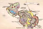 Oregon dreamcatcher map