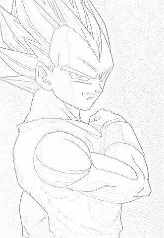 File:Vegeta Sketched.jpg