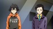 Photo of Bossun and Sasuke