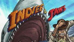 Indi and jaws