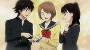 Haru, Ryosuke, and Akane