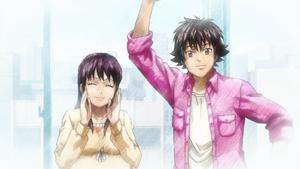Happy birthday by Haru and Ryosuke