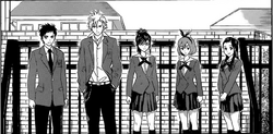 Tsubaki's Student Council