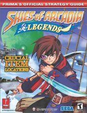 Skies of Arcadia Legends Guide