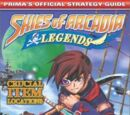 Skies of Arcadia Legends (Strategy Guide)