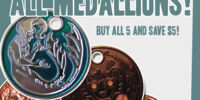 Medallion (merchandise)