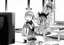 Little sho and kyoko watching