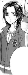 Chiori thanks Kyoko