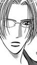 Yashiro seems to be shocked on the TV
