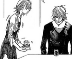 Sho and Kyoko still talking
