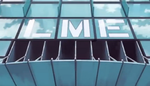 LME in the anime