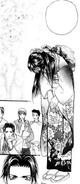 Kyoko choko greets midori with an elegant bow scene 1