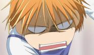 Kyoko smashing the phone