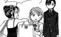 Kanae gives kyoko her gift