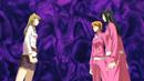 Kyoko and Kanae agaisnt Erika