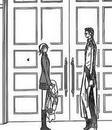 Kyoko and Lory talking
