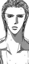 Kuon (Ren) after being in the sea