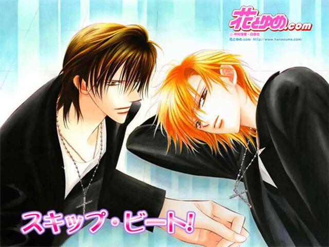 File:Kyoko and Ren as Kuon Wallpaper.jpg
