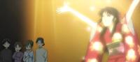 Kyoko's happiest moment