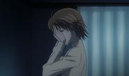 Crying painful kyoko