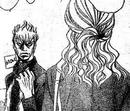 Shoko looking at demon sho