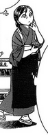 Okami-san is thinking
