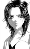 Chiori looks determined
