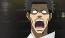 Sawara scream horrfied