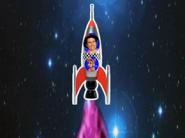 Magic Carpet as a Rocket Ship