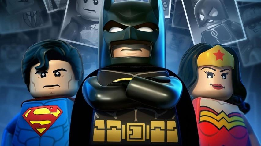 The Lego Movie Preview – Superman VS Batman