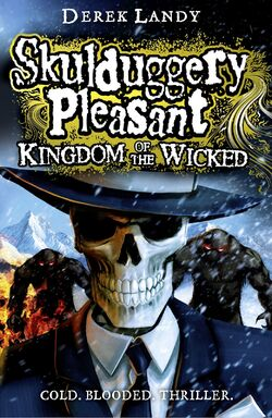 Kingdom of the Wicked Front Cover