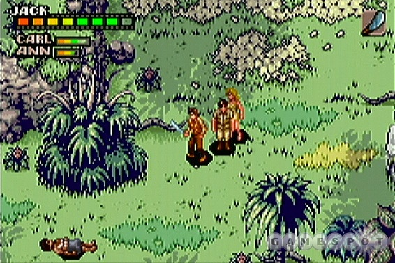 File:Kong GBA version screenshot.jpg