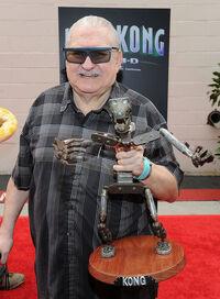 Bob Burns at Universal Studios