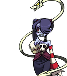 Squigly curious