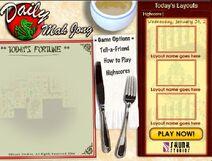 Daily-mahjong