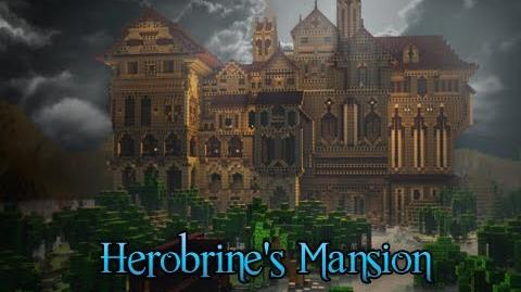 Herobrine's Mansion Trailer (Minecraft Adventure Map)
