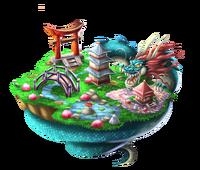 Isla AncientJapan