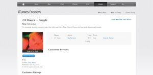 24 Hours iTunes