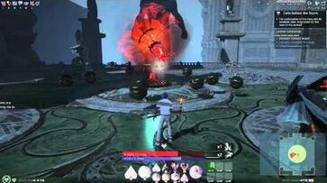 Skyforge Lanber Catacombs (Solo Adventure) Closed beta testing 1