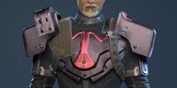 Light Power Armor Suit